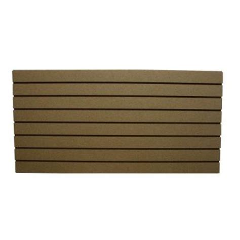 slatwall panels home depot