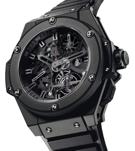 Jam Hublot Big Black Best Clone hublot 706 ci 1110 rx big king power 48 mm tourbillon gmt all black limited edition цена за