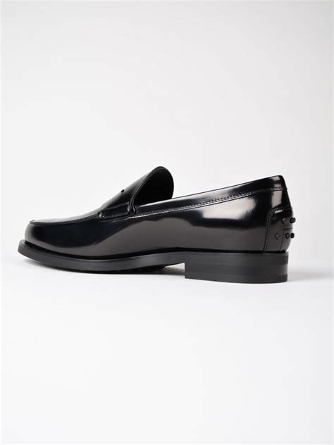 are loafers formal tod s formal loafers in bblack modesens