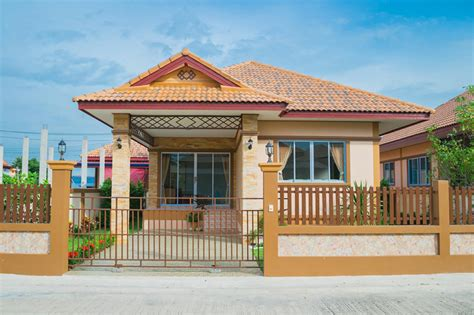 thai house designs colorful 3 bedroom thai house with interior photos pinoy