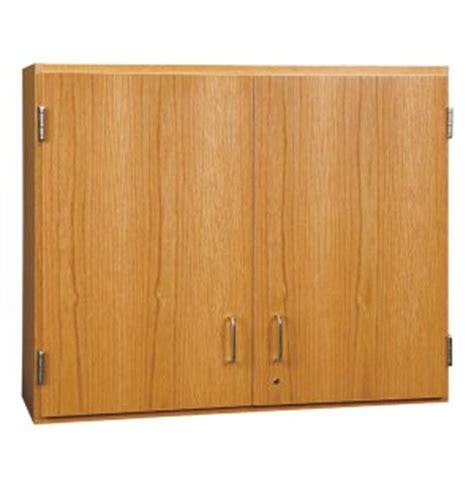 wall cabinet with solid oak doors dvr 3612 lab cabinets