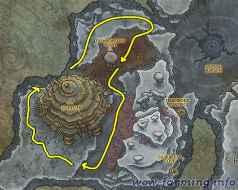 abyssal breach wowpedia your wiki guide to the fishing zones wow all about fish