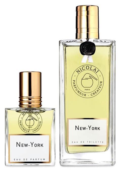 Parfum New York Oriflame new york eau de toilette by parfums de nicolai luckyscent