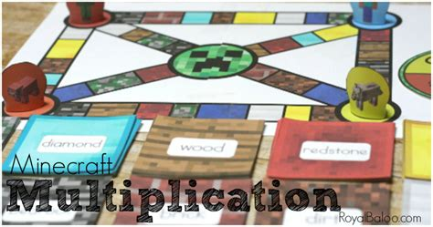 printable minecraft quiz multiplication practice with minecraft multiplication game