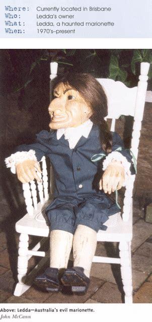 haunted doll australia ledda australia s creepiest haunted object is a