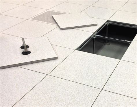 Access Floor Systems by Raised Floor Tiles