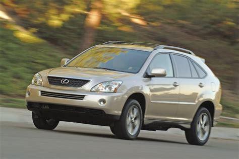 all car manuals free 2006 lexus rx hybrid auto manual 2006 lexus rx330 400h the car connection