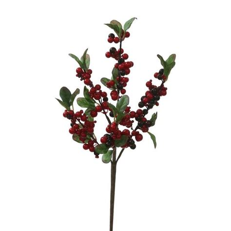 vickerman 31135 christmas picks and spray