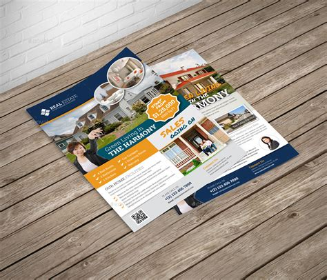 indesign real estate flyer templates real estate flyer indesign template v2 by janysultana