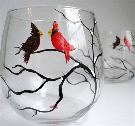 22 best images about glass painting on