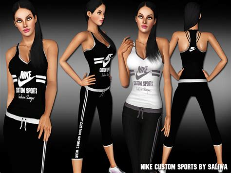 tsr sims 4 clothes sports saliwa s nike custom sports