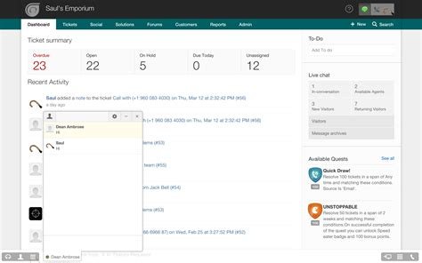 Biggest Desk Integrated Live Chat Support From Freshdesk