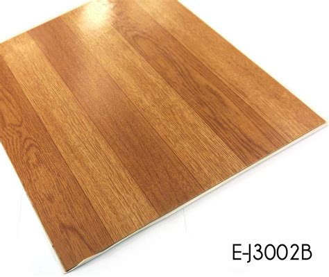 1.5mm 2.5mm Stick Wood Look Vinyl Floor Planks