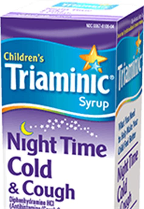 Uni Baby Cough Syrup triaminic adults a bike