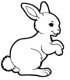 bunny coloring pages rabbit coloring pages coloringpages1001