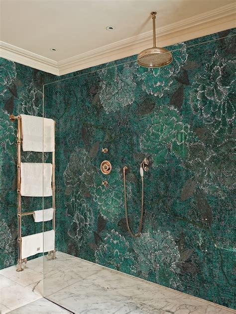 decorative bathroom systems contemporary wallpaper wall dec 242