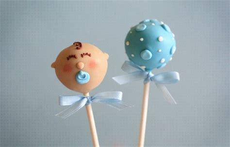 Cake Pops Baby Boy Shower by Cake Pop Baby Shower Cake Pop Bautizo Pop Cakes