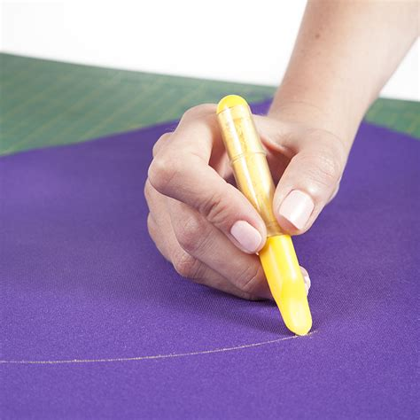 yellow chalk texi culture of sewing accessories tailoring accessories