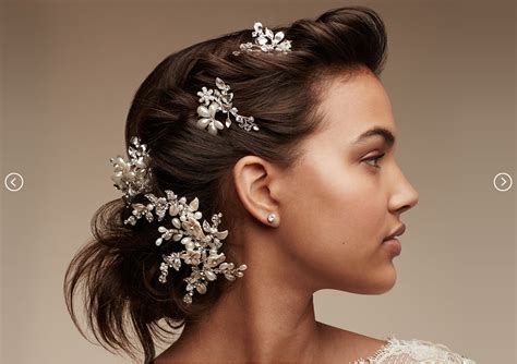 Wedding Hairstyle Accessories by Wedding Headpiece Guide Veils Flower Crowns