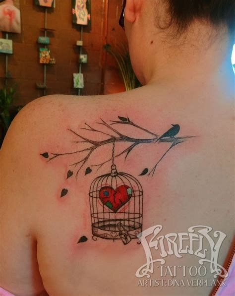 caged bird tattoo 25 best ideas about bird cage tattoos on cage