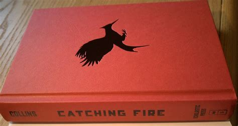 Catching Fire Book Report Catching Fire Hardcover Book Catching Fire Picture