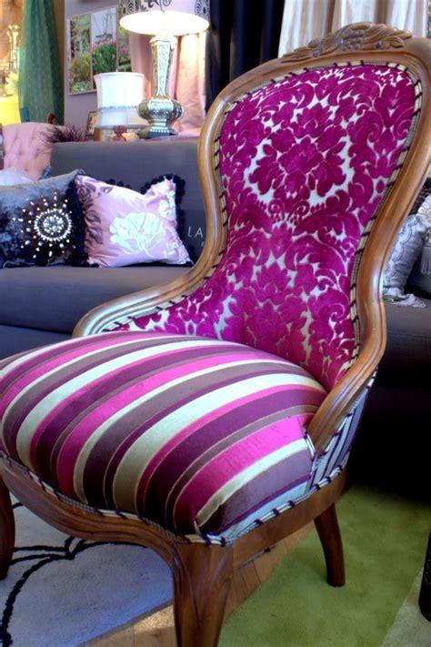 custom upholstered chair vintage victorian chair  jane