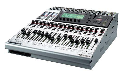 Mixer Digital Behringer Ddx3216 ddx3216 digital mixers behringer categories