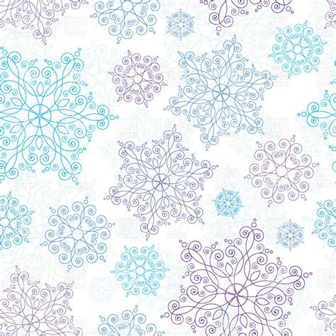 abstract snowflakes seamless pattern background royalty seamless pattern with ornamental snowflakes royalty free