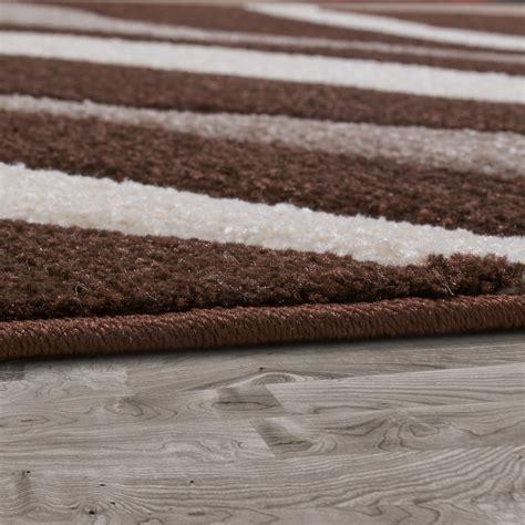 teppiche braun beige teppich braun beige creme wohnzimmer teppiche modern mit
