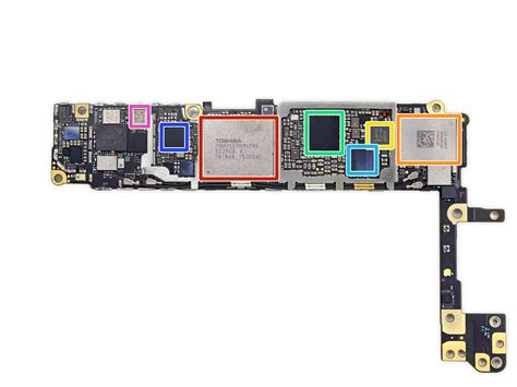 Part Ic Iphone 4g Wifi Rafencell info mengintip isi iphone 6s in a bit