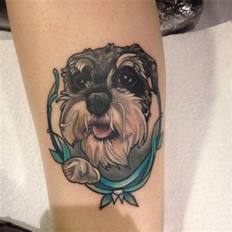 65 dog tattoo