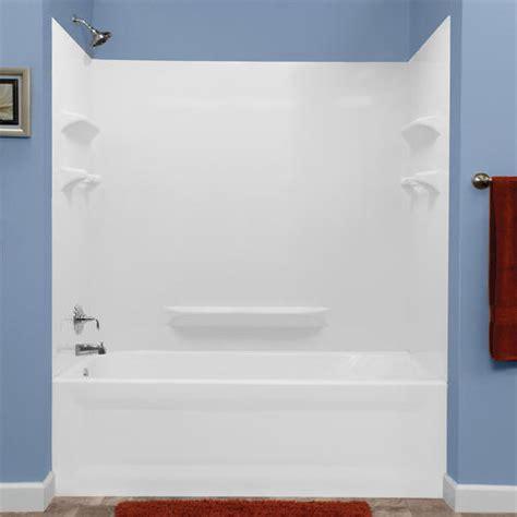 bathtub wall kit lyons palm springs smooth sectional bathtub wall kit at