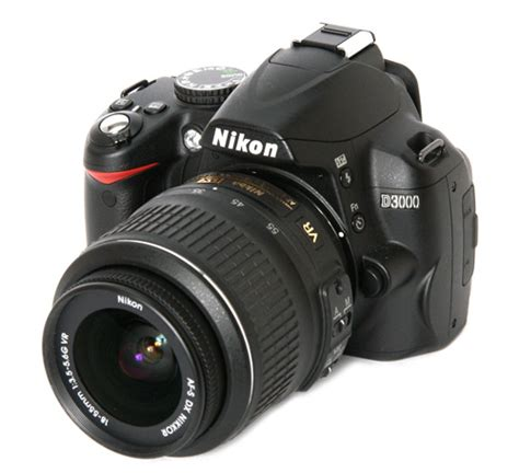 nikon d3000 digital slr review trusted reviews