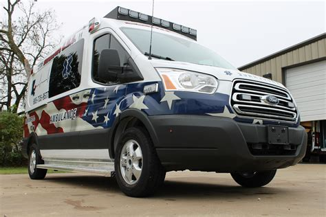 Ford Transit Ambulance by Ford Transit Ambulance 2018 2019 Ford Reviews