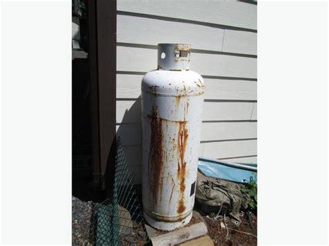 100 lb propane tank 100 lb propane tank expired w propane west shore