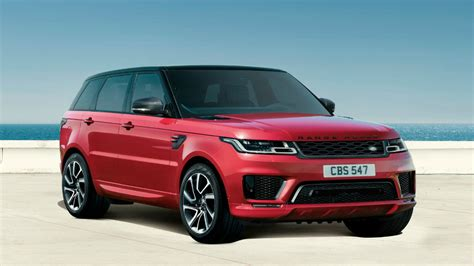 land rover ranger land rover opens bookings for 2018 range rover and range