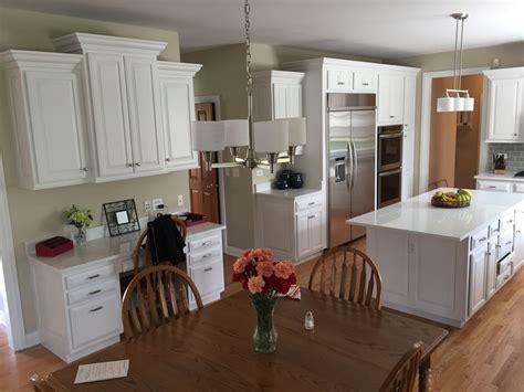 kitchen cabinets arlington heights il oak kitchen cabinets refinishing in arlington heights il