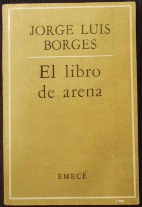 libro el libro de arena the book of sand wikipedia