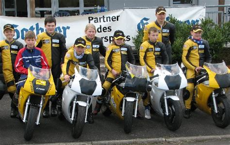 Kinder Motorradkombi by Msc Rockenberg E V Im Adac Minibike 2008