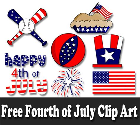 fourth of july clip free free fourth of july clip images and graphics