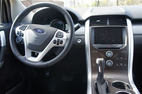2012 Ford Edge Interior by 2012 Ford Edge Review Web2carz