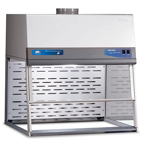 labconco filtered balance system class i biosafety cabinet