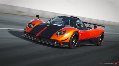 Pagani Car Wallpaper Hd by Supercar Pagani Hd Wallpapers Background Pictures