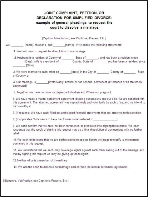 help with divorce papers free free family law forms