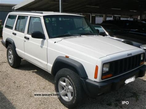 1998 Jeep Specs 1998 Jeep Sport 2 5 Td Car Photo And Specs