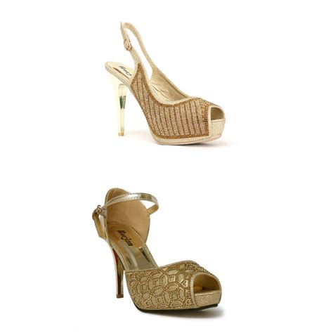 Bridal Collection Shoes by Wedding Wear Shoes For Brides By Borjan Stylo Planet
