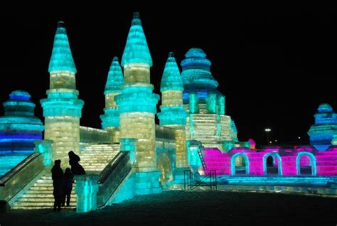 harbin snow and ice festival 2017 the 18th harbin ice snow world 2017 harbin ice snow