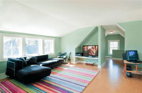 cork flooring in living room cork floors 21 awesome design ideas for every room of your house