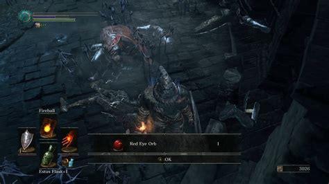 Soapstone Dark Souls Dark Souls 3 How To Get The Red Eye Orb For Pvp Usgamer