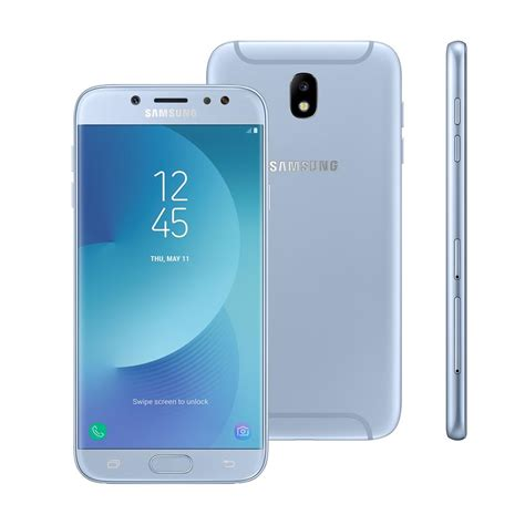 Samsung J7 Pro Hdc Smartphone Samsung Galaxy J7 Pro Azul 64gb Tela 5 5